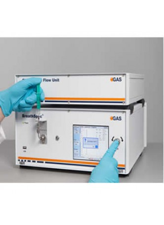 BreathSpec Gas Kromatografi Mobil İyon Spektrometre Cihazı