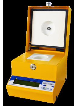 CAL3K -F Model Oksijen Bomba Tipi Kalorimetre Cihazı