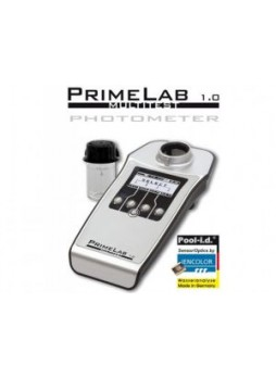 Portatif Multi Sistem Havuz Suyu Kalite Ölçüm Fotometresi ( Prime Lab )