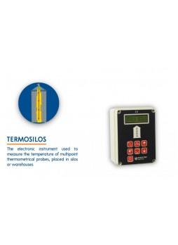 Onlıne Tahıl Silo Termometresi