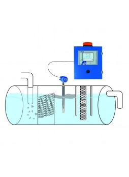 Onlıne  Sistem Yağ / Su  Seviye Ayırıcı Monitörü