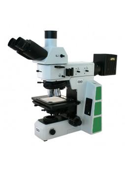 Parlak alan / Karanlık alan Metalurjik Mikroskopu M50 Model