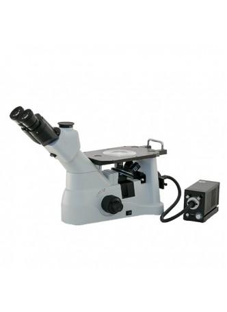 Ters Metalurjik Mikroskop Model Mi40
